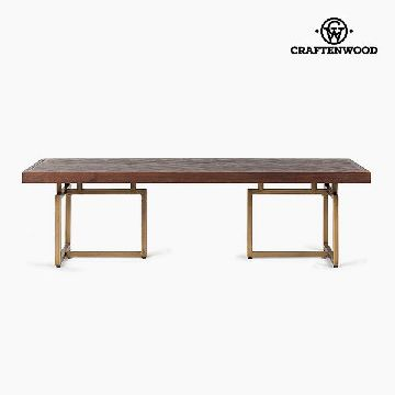Centre Table Acacia Mdf (120 x 60 x 35 cm) by Craftenwood
