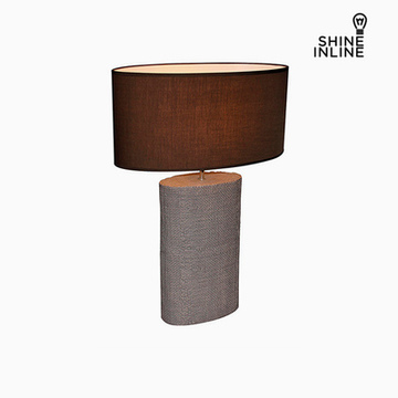 Bordlampe Brun (50 x 26 x 71 cm) by Shine Inline