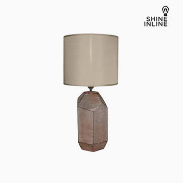 Bordlampe Brun (30 x 30 x 61 cm) by Shine Inline
