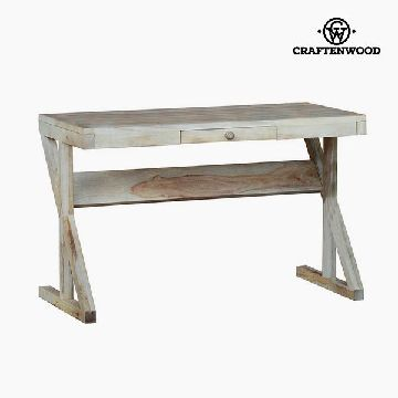 Desk Wood (120 x 60 x 76 cm) - Be Yourself Collection by Craftenwood