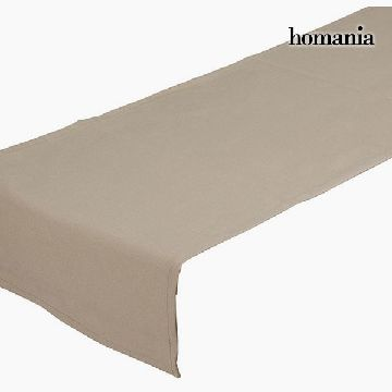 Table Runner Beige (135 x 40 cm) - Little Gala Collection by Homania