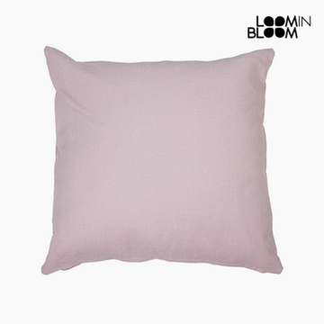Pude Pink (45 x 45 cm) by Loom In Bloom