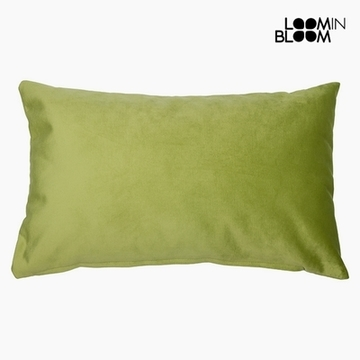 Pude Polyester Pistacie (30 x 50 x 10 cm) by Loom In Bloom