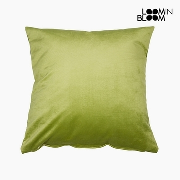 Pude Polyester Pistacie (45 x 45 x 10 cm) by Loom In Bloom