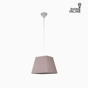 Loftslampe Bomuld Polyester (30 x 20 x 25 cm) by Shine Inline