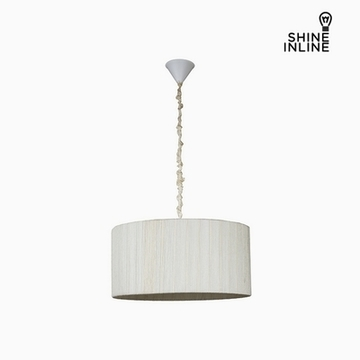 Loftslampe Bomuld Polyester (45 x 45 x 22 cm) by Shine Inline