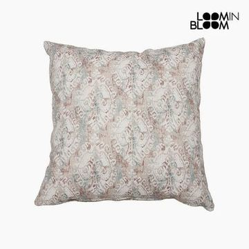 Pude Bomuld og polyester Trykt (60 x 60 x 10 cm) by Loom In Bloom