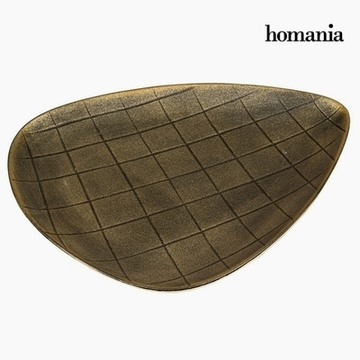 Borddekoration Keramik (44 x 35 x 5 cm) by Homania