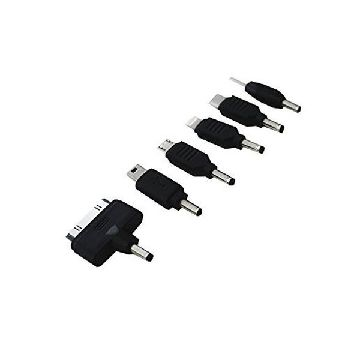 Wall Charger approx! APPUATS 6 tips USB x 2