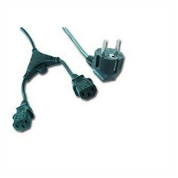C13 Power Cord iggual APTAPC0483 IGG311196 2 m