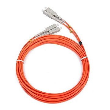 Duplex Multimode Fibre Optic Cable iggual ANEAHE0230 IGG311509 SC / SC 5 m