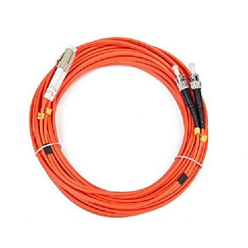 Duplex Multimode Fibre Optic Cable iggual ANEAHE0227 IGG311530 LC / ST 5 m