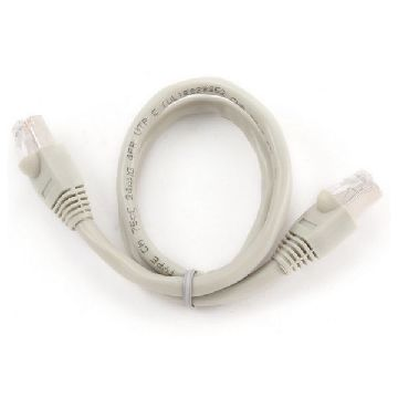 CAT 6 UTP Cable iggual IGG313442 0,5 m Grey