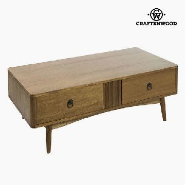 Sofabord Teak Mdf Brun (120 x 60 x 44 cm) - Be Yourself Samling by Craftenwood