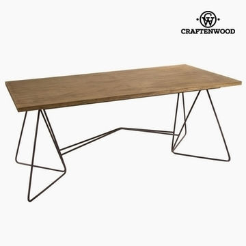 Spisebord Fyr (180 X 90 x 75 cm) - Perfect Samling by Craftenwood