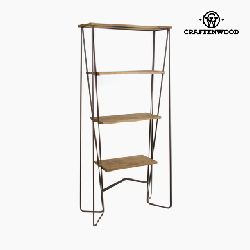Shelves Fir Ironwork Black - Thunder Collection by Craftenwood
