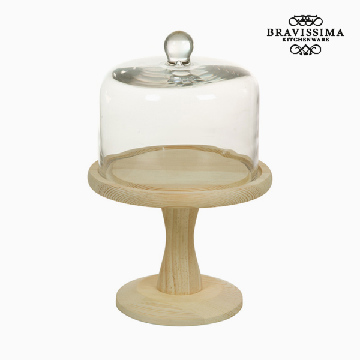 Lunch box Glass Wood - Kitchen's Deco Collection by Bravissima Kitchen