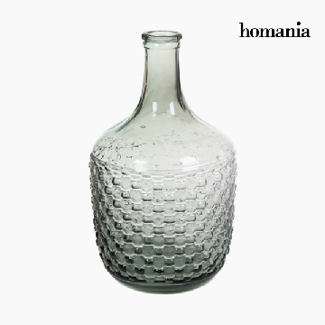 Decorative container Glass - Pure Crystal Deco Collection by Homania