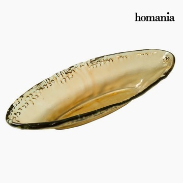 Bordekoration af genbrugsglas - Crystal Colours Deco Samling by Homania