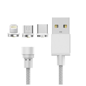 Magnetic Cables Ref. 101066 | Silver