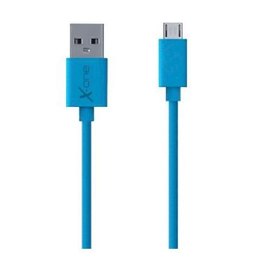 Micro USB to USB Cable Ref. 101288 | Blue