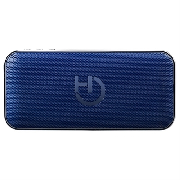 Bluetooth Speakers Hiditec SPBL10000 HARUM ST 2.0 10W RMS SD+PW BT 4.1 Blue
