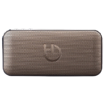 Bluetooth Speakers Hiditec SPBL10001 HARUM ST 2.0 10W RMS SD+PW BT 4.1 Golden