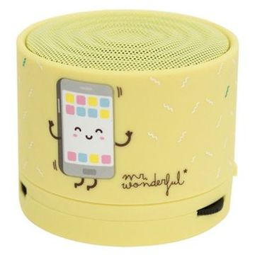 Bluetooth-højttaler Mr. Wonderful MRSPK002 Bluetooth