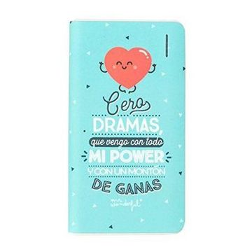 Batteri Mr. Wonderful MRPWB014 6000 mAh