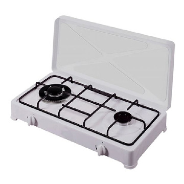 gas stove Vitrokitchen 250BB 3600W White