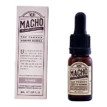 Beard Oil The Farmer The Macho Beard Company