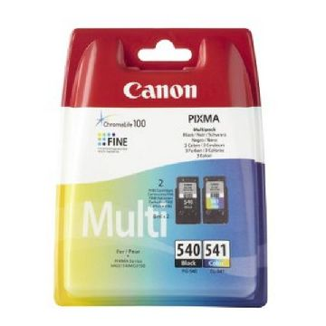Original Ink Cartridge (pack of 2) Canon PG-540/CL541 Tricolour Black