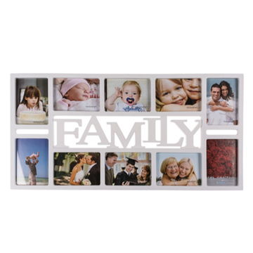 Family Fotoramme (10 Fotos)