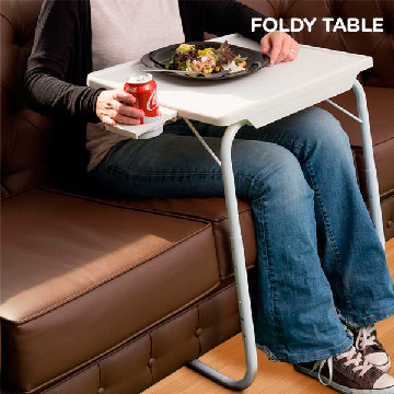 Foldy Table med Kopholder