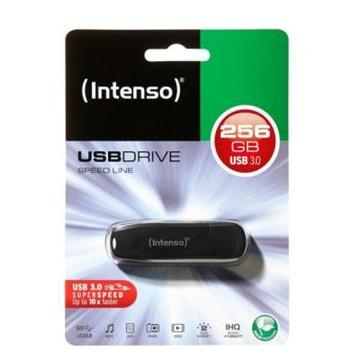 USB stick INTENSO 3533492 256 GB USB 3.0 Sort