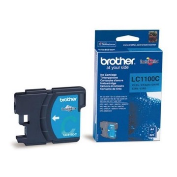Brother LC1100C Blækpatron blå DCP385/585/MF4