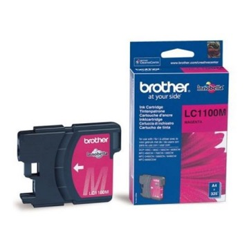 Brother LC1100M Blækpatron Magenta DCP385/585/MF4