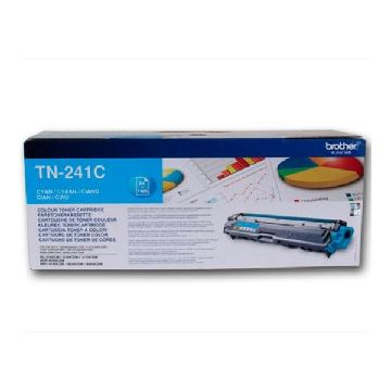 Original toner Brother TN241C Cyan