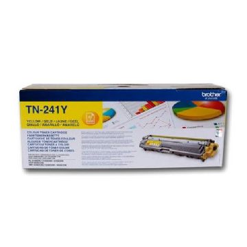 Original toner Brother TN241Y Gul