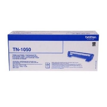 Original toner Brother TN1050 Sort