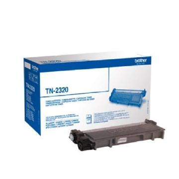 Original toner Brother TN2320 Sort