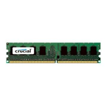 RAM Memory Crucial IMEMD20045 CT25664AA800 2GB DDR2 800 MHz PC2-6400 CL6