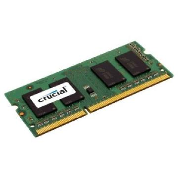 RAM-hukommelse Crucial IMEMD30140 CT102464BF160B 8 GB 1600 MHz DDR3L-PC3-12800