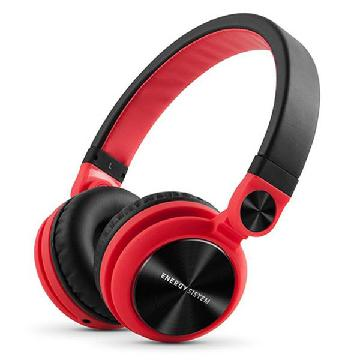 Energy System Headphones DJ2 Red