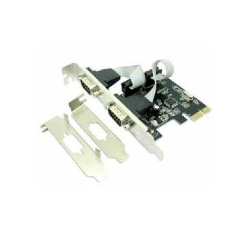 approx! APPPCIE2S ContRedl card 2 Series PCI-E LP&HP