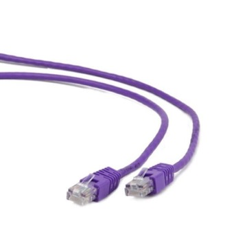 iggual Latiguillo FTP Cat6 0.5 Mts Morado