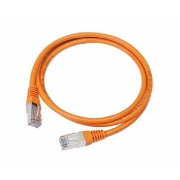 iggual Latiguillo FTP Cat5e 0.5 Mts Orangeja