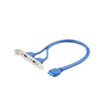 iggual Cable USB3.0 Panel Posterior 2xUSB 0.45Mts