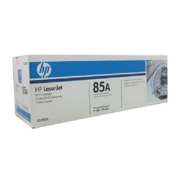 Original toner Hewlett Packard CE285A Sort