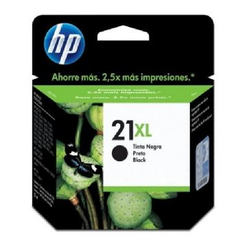 HP 21XL C9351CE Blækpatron sort Deskjet/Officejet